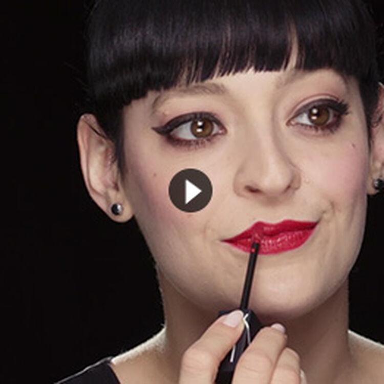Unbudgeable Lip with Velvet Lip Glide,